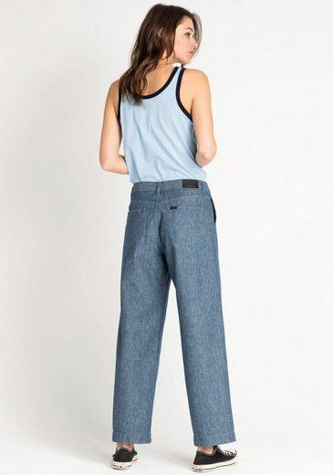 Lee® High-waist-Jeans in trendiger Mom-Form
