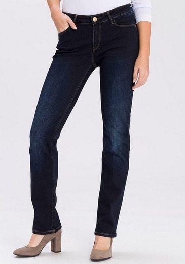 Cross Jeans® Straight-Jeans »ROSE« High-Waist