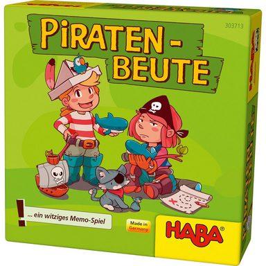 Haba Piraten-Beute (Mini-Mitbringspiel)