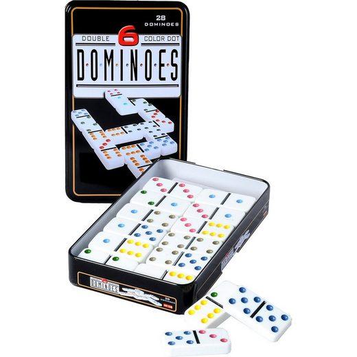 6er Domino, 28 Steine
