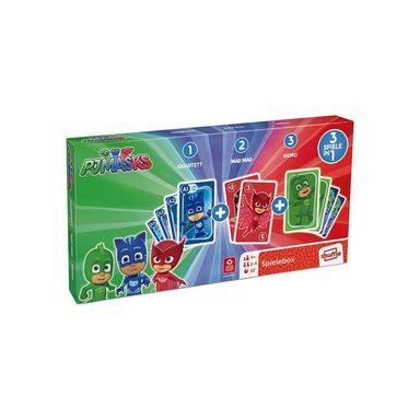 ASS PJ Masks - 3 in 1 Spielebox