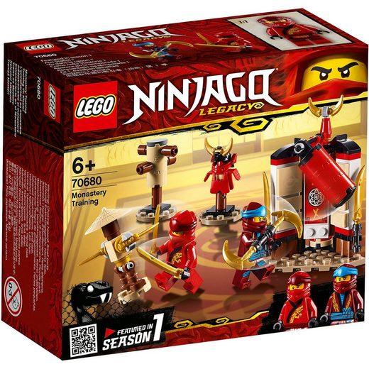 LEGO® 70680 NINJAGO: Ninja Tempeltraining