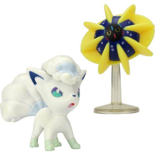 BOTI Pokemon Cosmovum & Alola-Vulpix Figuren