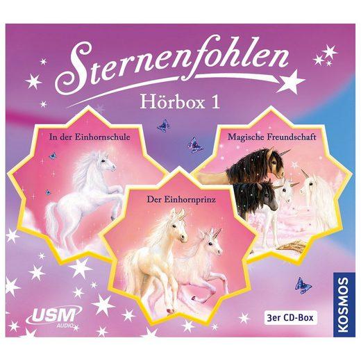CD Die große Sternenfohlen Hörbox 1 (Folgen 1-3, 3 CDs)