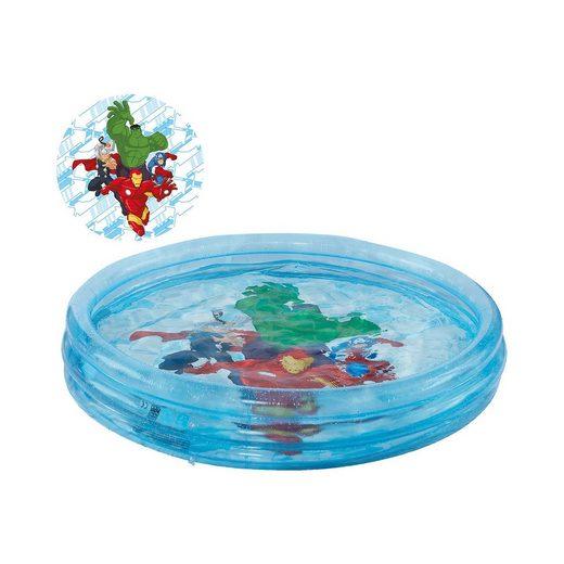 Happy People Marvel 3-Ring-Pool, 140 cm