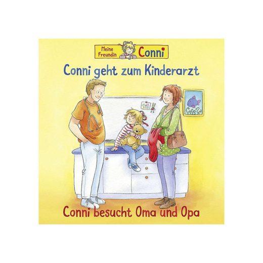 Universal CD Conni 58 - Geht zum Kinderarzt/ besucht Oma Und Opa