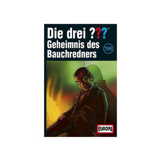 Sony MC Die drei FRAGEZEICHEN 196 - Geheimnis des Bauchredners
