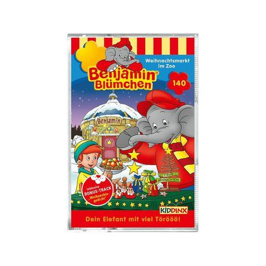Kiddinx MC Benjamin Blümchen 140 - Weihnachtsmarkt im Zoo