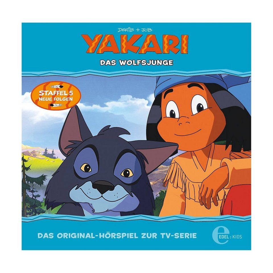 yakari hörspiel folgen