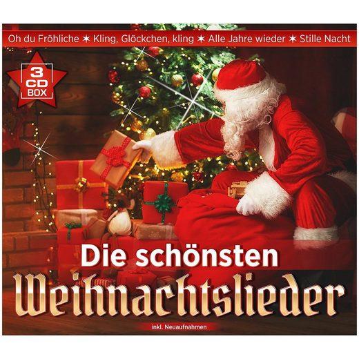 CD Die schönsten Weihnachtslieder (3 CDs - ALPHA EXCLUSIV)