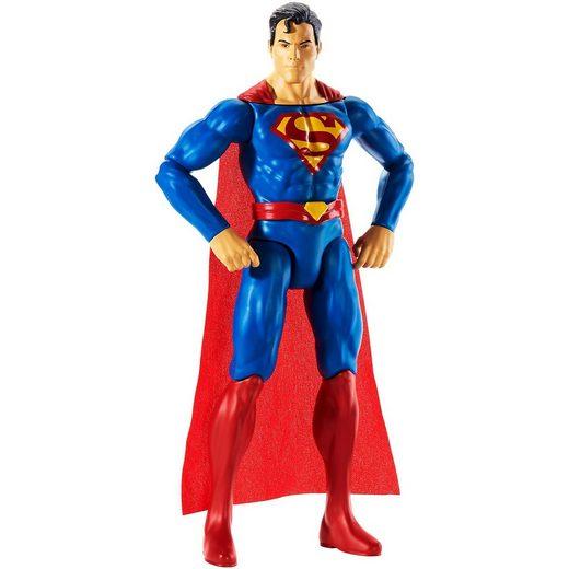 Mattel® DC Justice League True-Moves Figur (30 cm) Superman
