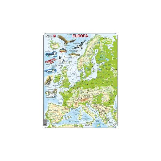 Larsen Puzzle - Europa (physisch)