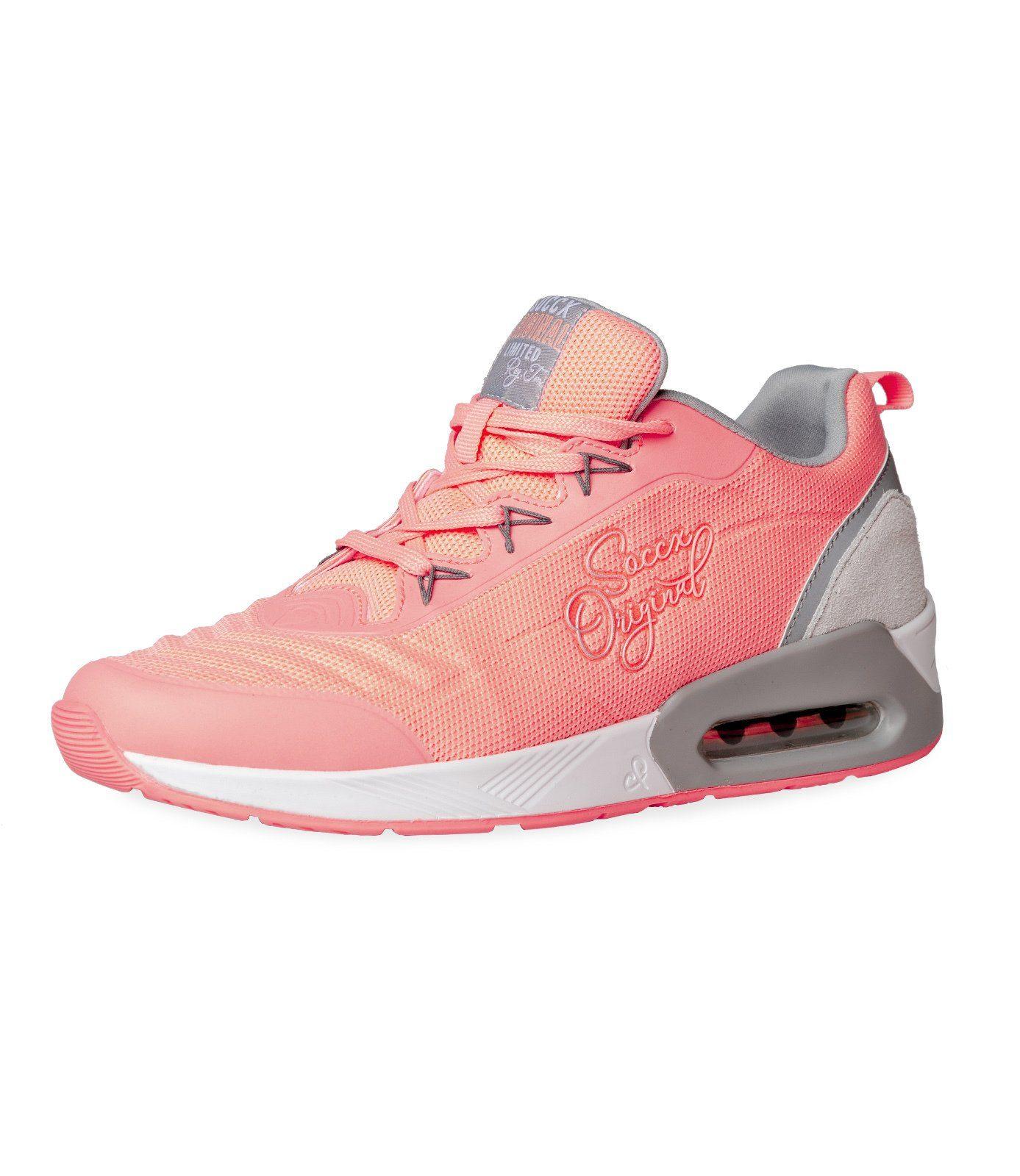 SOCCX Sneaker mit gepolstertem Einstieg, Wedge Sneaker online kaufen   OTTO