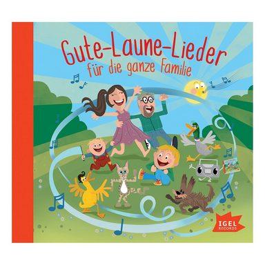 CD Gute-Laune-Lieder für die ganze Familie