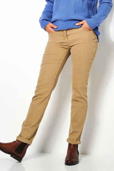 TONI 5-Pocket-Jeans »Perfect Shape« mit figurformendem Effekt