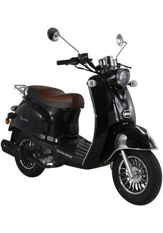 ALPHA MOTORS Motoroleris »Venus« 50 ccm 45 km/h juo...