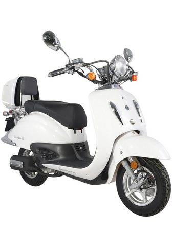 ALPHA MOTORS Motoroleris »Firenze« 50 ccm 45 km/h i...