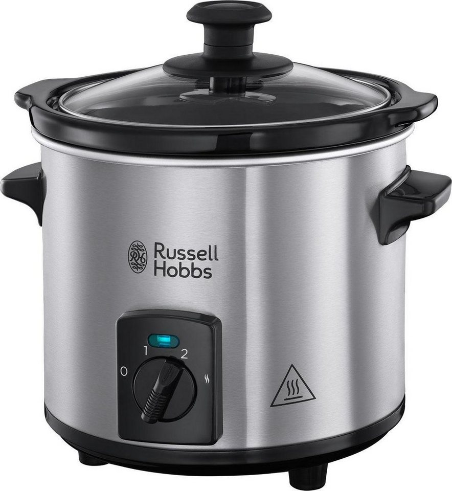 RUSSELL HOBBS Dampfgarer Compact Home Mini 25570-56, 2 l