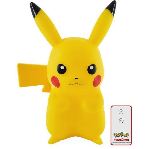 POKÉMON LED-Lampe Pikachu 25 cm (mit Fernbedienung)
