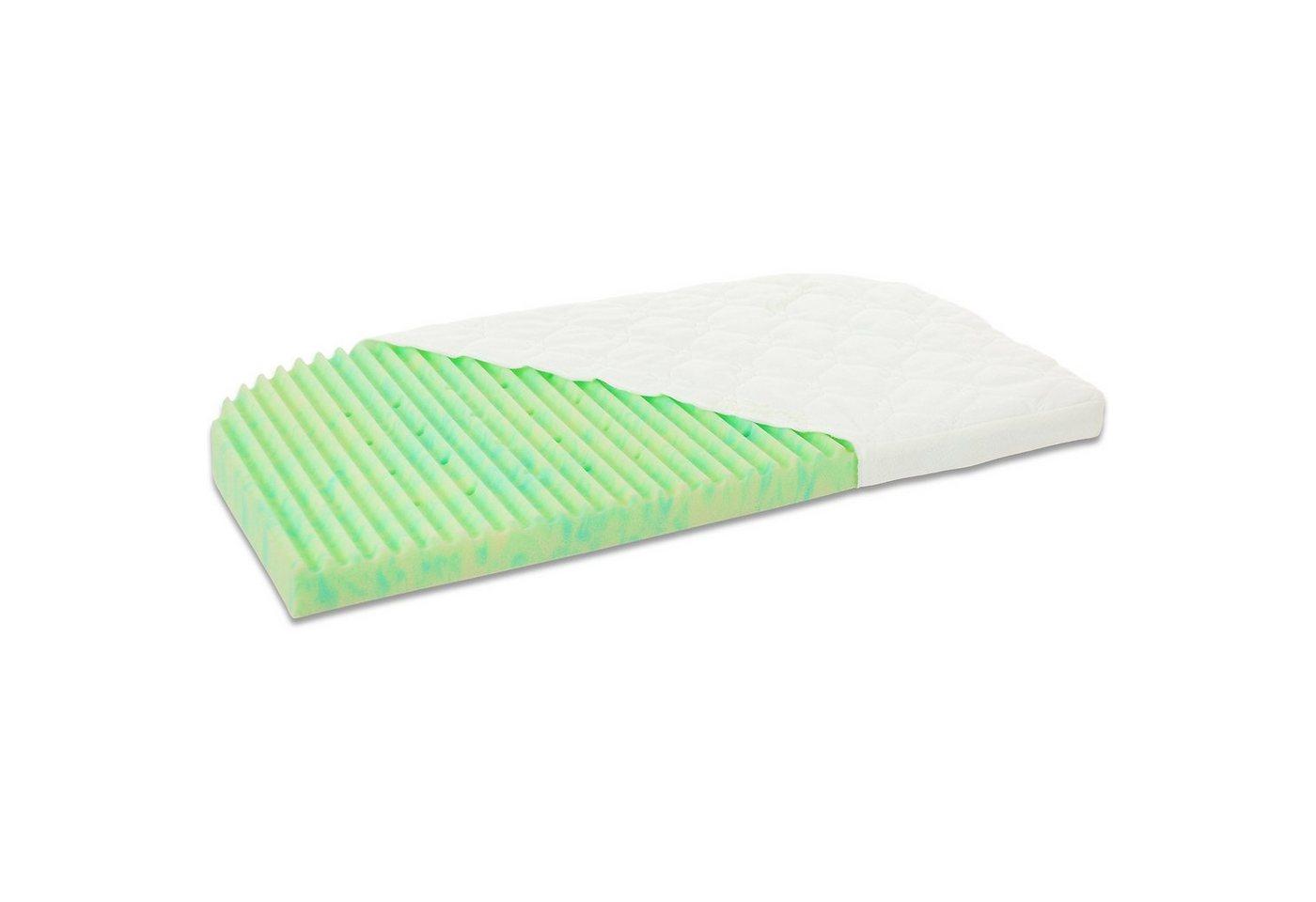Babymatratzen - Tobi Matratze Ultrafresh Wave für babybay Original, grün  - Onlineshop OTTO
