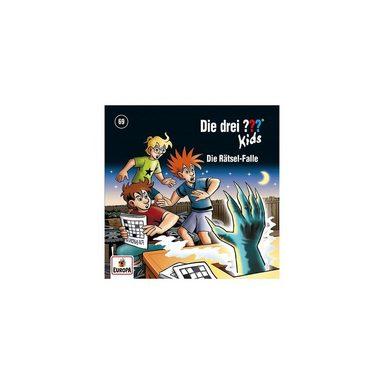 Sony CD Die drei ??? Kids 69 -Die Rätselfalle