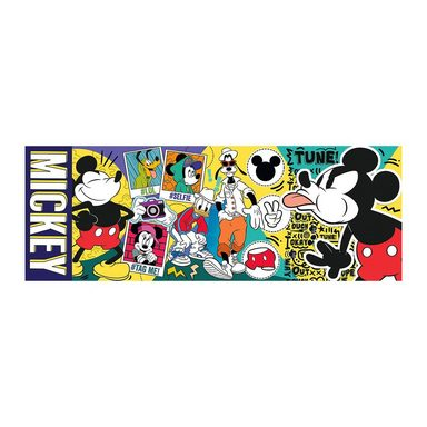 Trefl Panorama Puzzle 500 Teile - Mickey & Friends