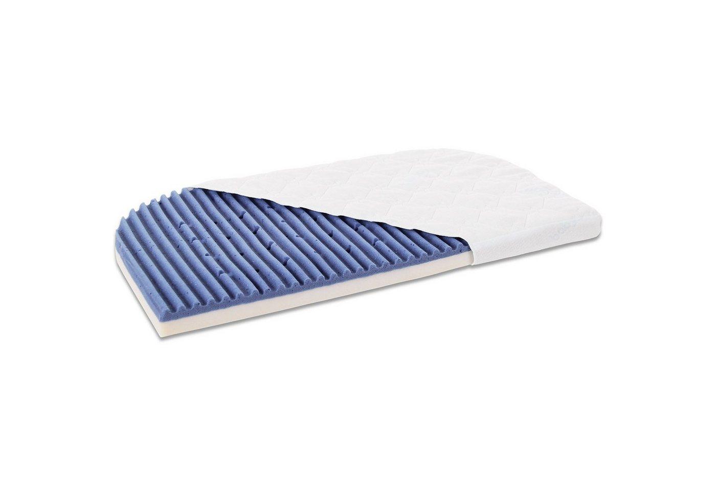 Babymatratzen - Tobi Matratze Medicott AngelWave® für babybay Original, blau  - Onlineshop OTTO