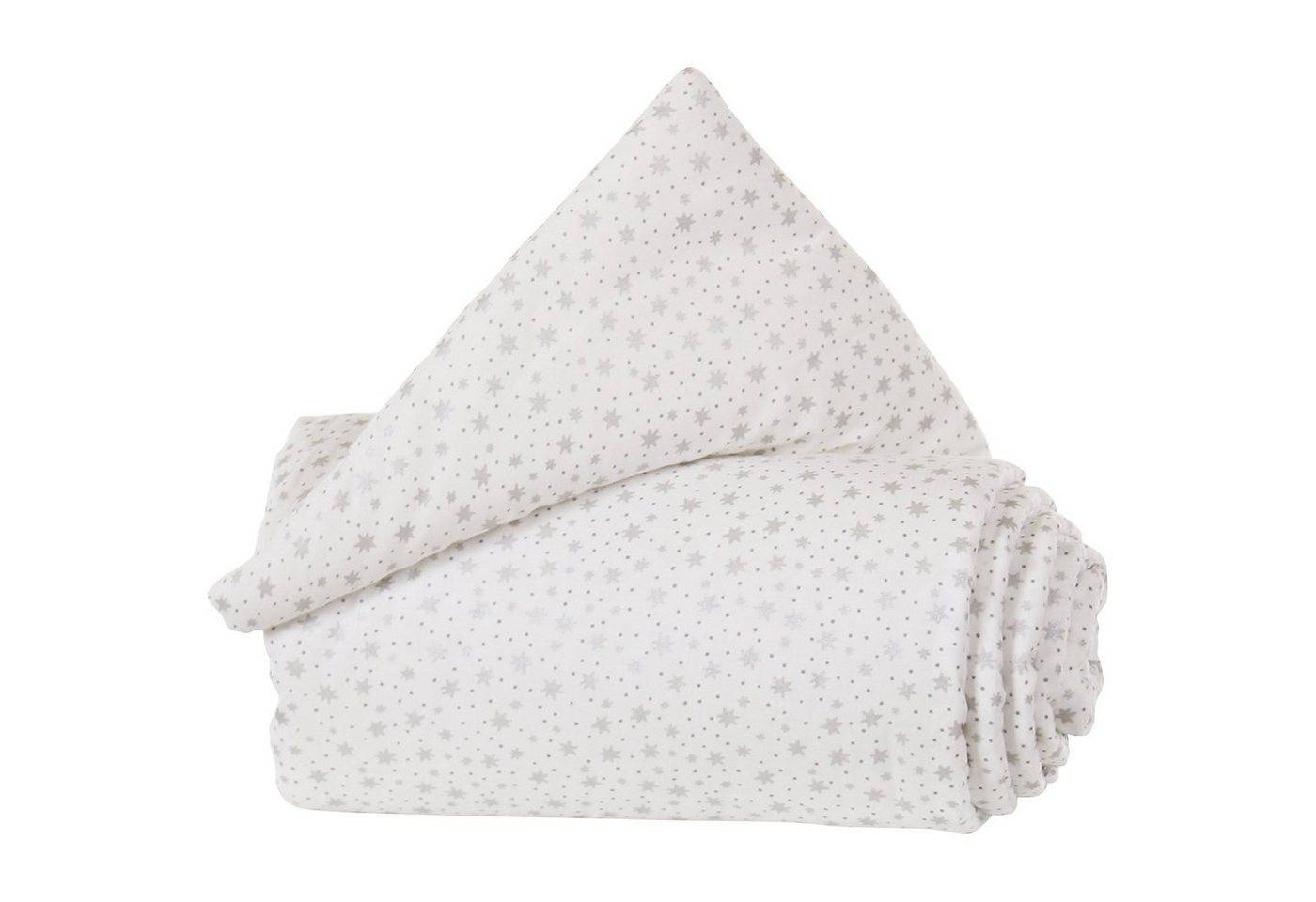 Babymatratzen - Tobi Nestchen Organic Cotton für babybay Midi und Mini, weiß Glit  - Onlineshop OTTO