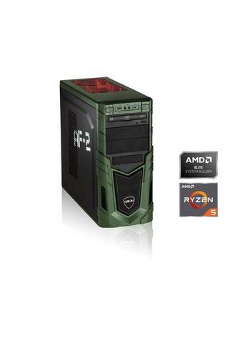 Игровой PC Ryzen 5 2600 16GB 480GB GeF...
