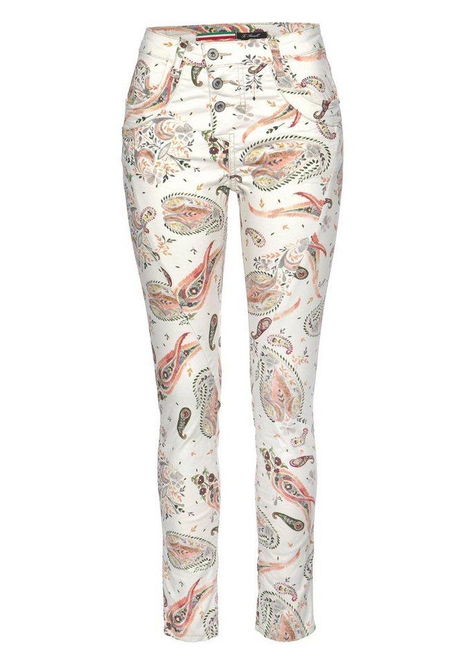 feinste Auswahl Größe 7 beliebt kaufen Please Jeans Boyfriend-Hose »P78A« im Boho -Look   OTTO