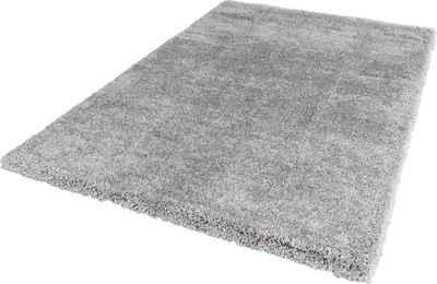 Hochflor-Teppich »Savage 190«, SCHÖNER WOHNEN-Kollektion, rechteckig, Höhe 45 mm, Wunschmass, Wohnzimmer