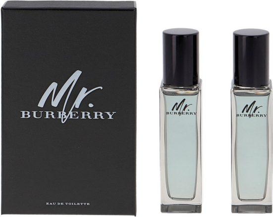 BURBERRY Duft-Set »Mr Burberry«, 2-tlg.
