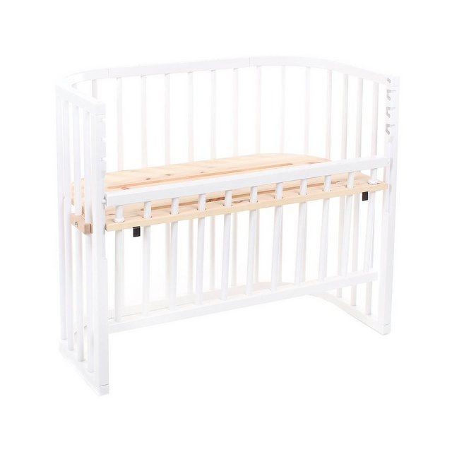 Babybetten - Tobi Beistellbett babybay Comfort, weiß lackiert mit Liegefläche  - Onlineshop OTTO