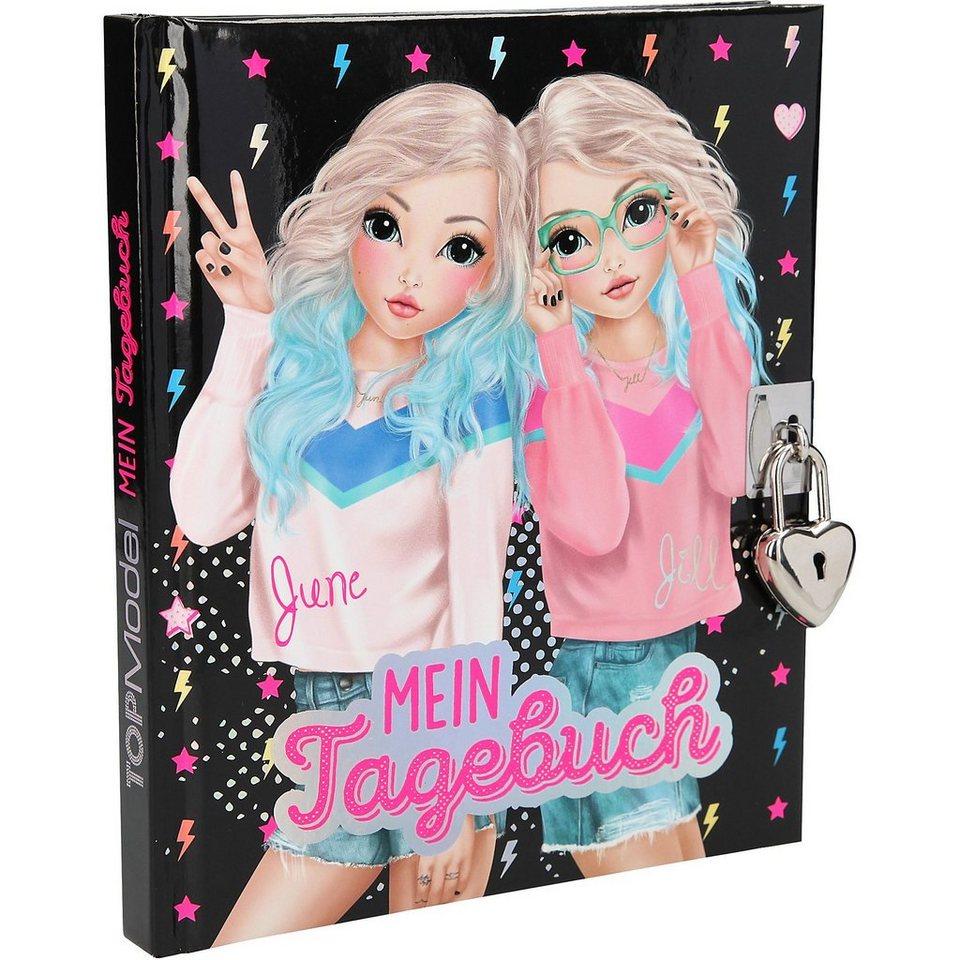 Depesche Topmodel Tagebuch Design 1 Online Kaufen Otto