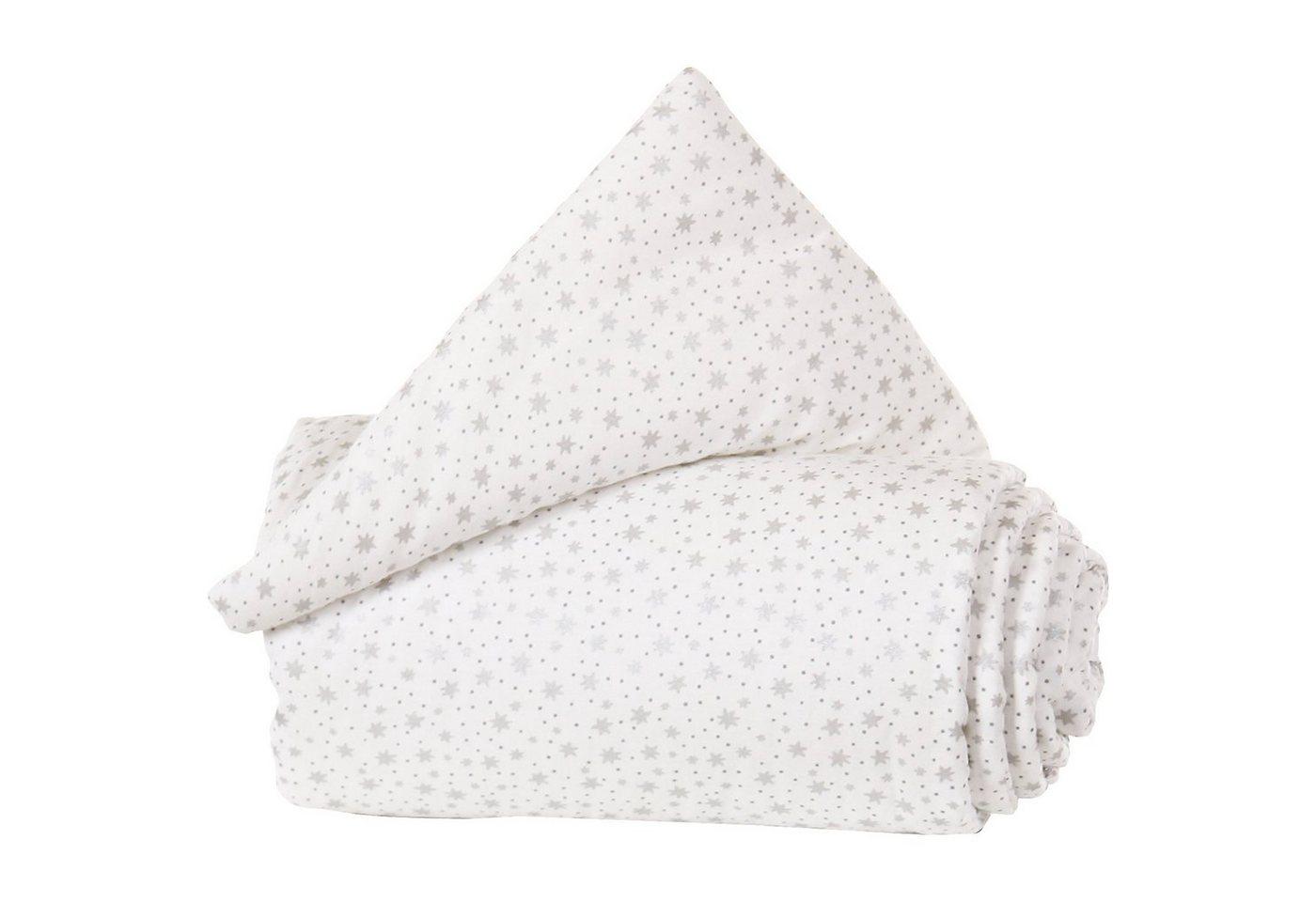 Babymatratzen - Tobi Nestchen Organic Cotton für babybay Original, weiß Glitzerst  - Onlineshop OTTO