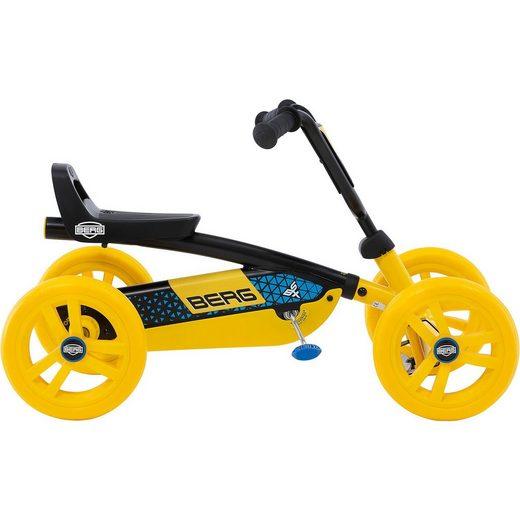 Berg Go-Kart Buzzy BSX, gelb