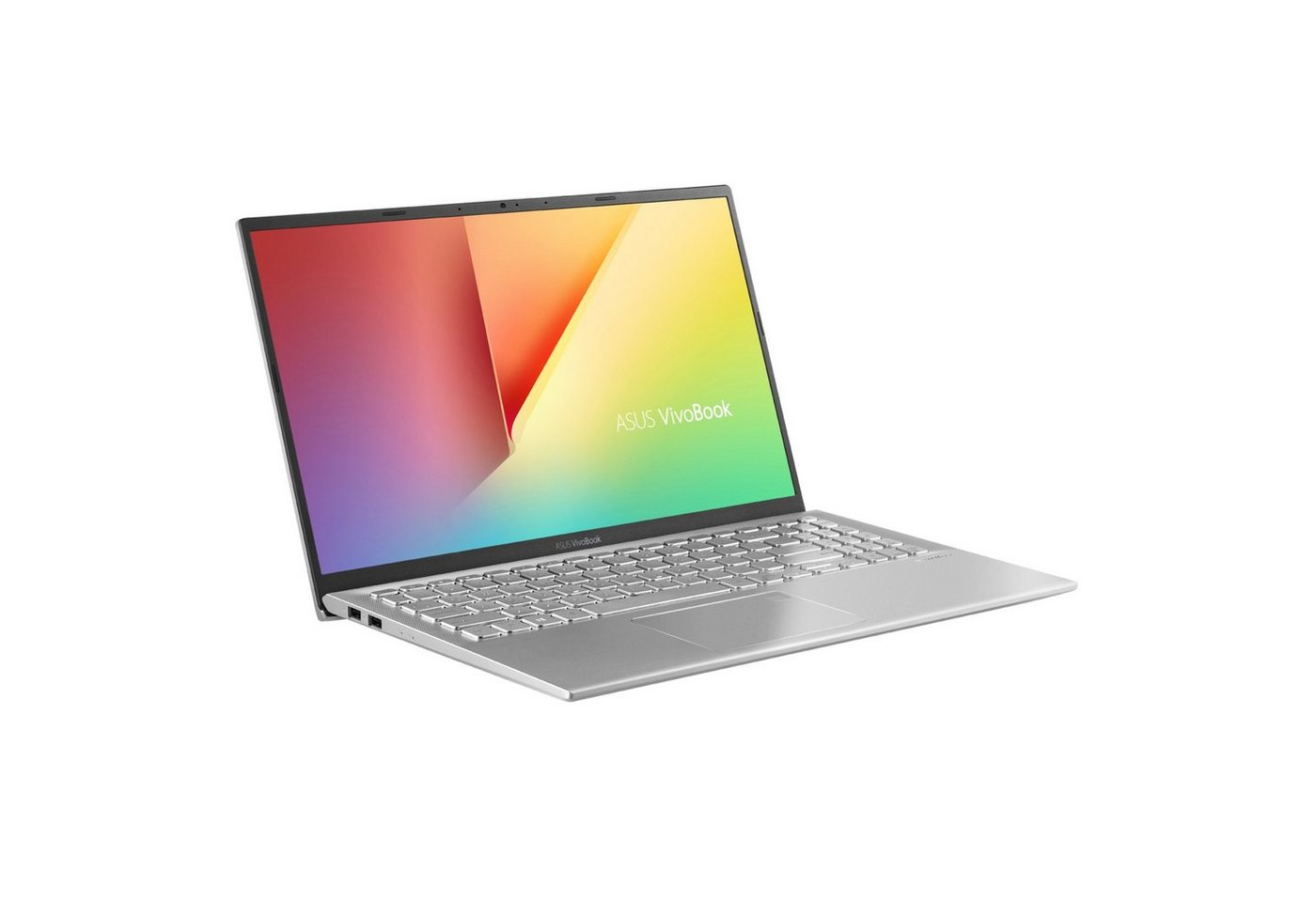 ASUS Notebook »VivoBook 15 X512FA-BQ064T, Windows 10 (64-bit)«