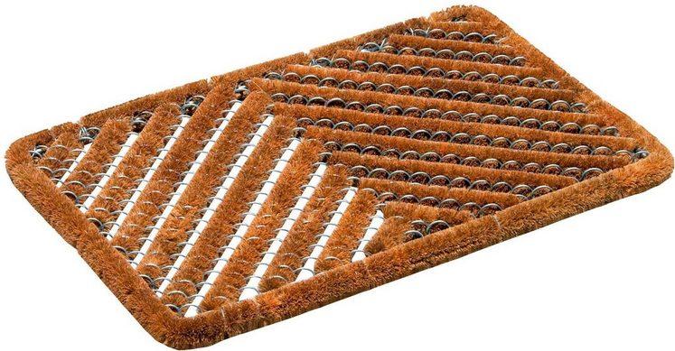 Fußmatte »Coco Brush 561«, ASTRA, rechteckig, Höhe 32 mm, In -und Outdoor geeignet