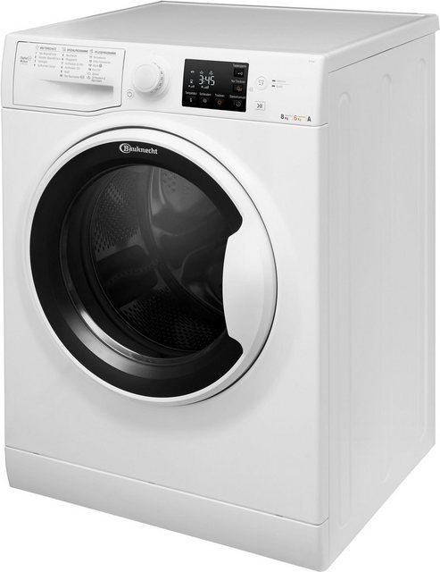 BAUKNECHT Waschtrockner WATK Pure 96G4, 9 kg/6 kg, 1400 U/Min