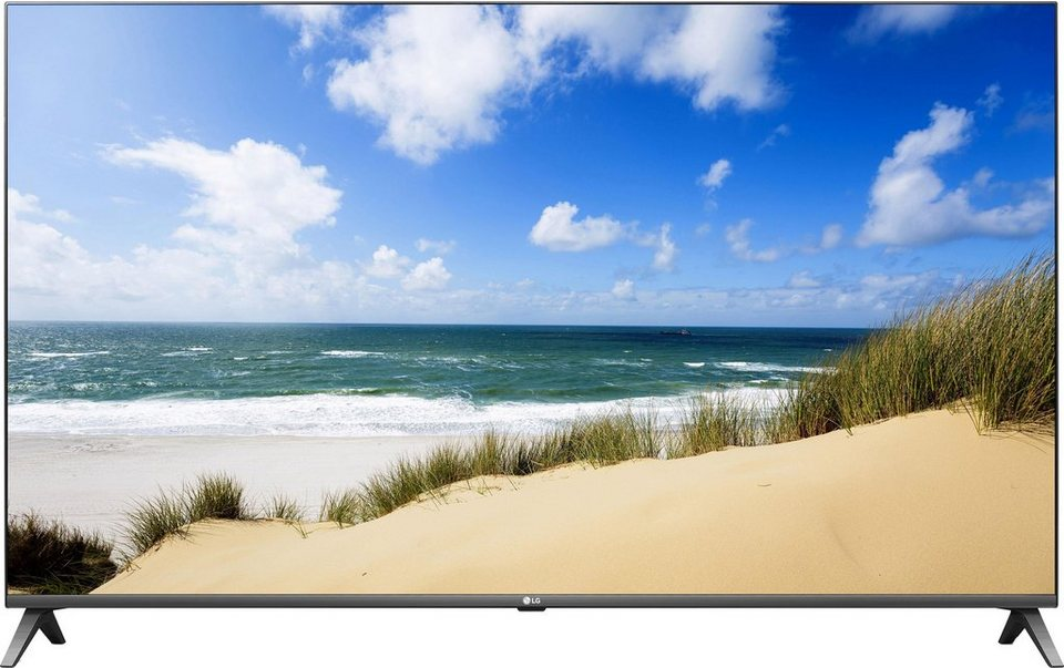 lg 55um7510pla lcd led fernseher 139 cm 55 zoll 4k ultra. Black Bedroom Furniture Sets. Home Design Ideas