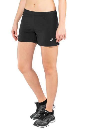 "Asics Hose »Silver 4"" Shorts Damen«"