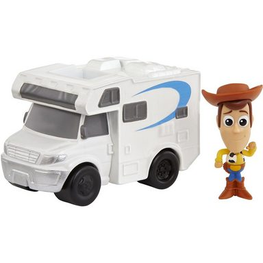 Mattel® Toy Story 4 Minis Woody & Wohnmobil