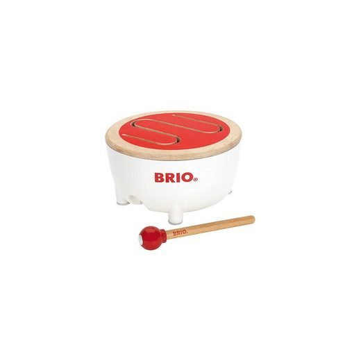 BRIO® Holz Baby-Trommel