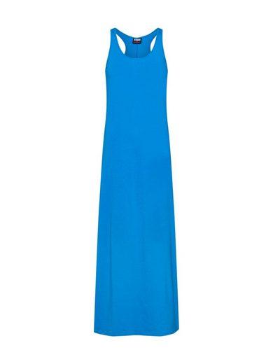 URBAN CLASSICS Maxikleid »Ladies Long Racer Back Dress«