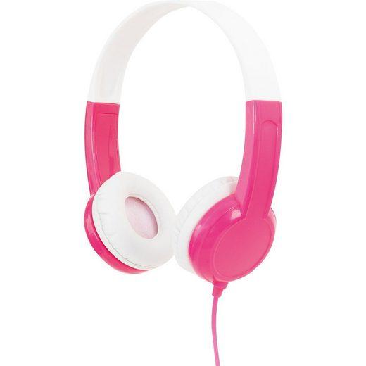 Buddyphones Kopfhörer Discover, pink
