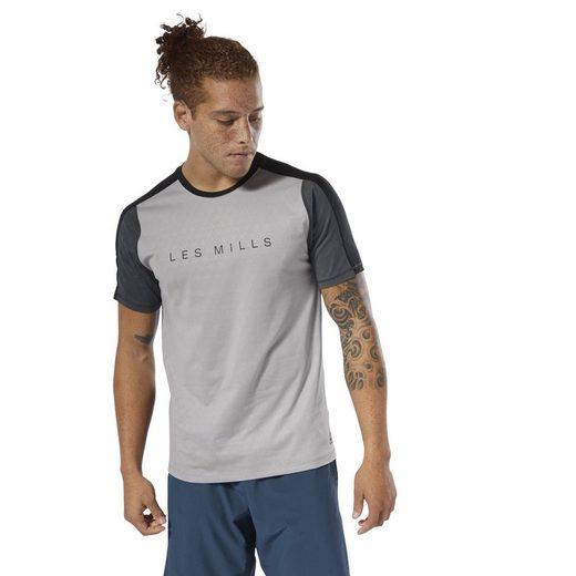 Reebok T-Shirt »LES MILLS® SmartVent Move T-Shirt«