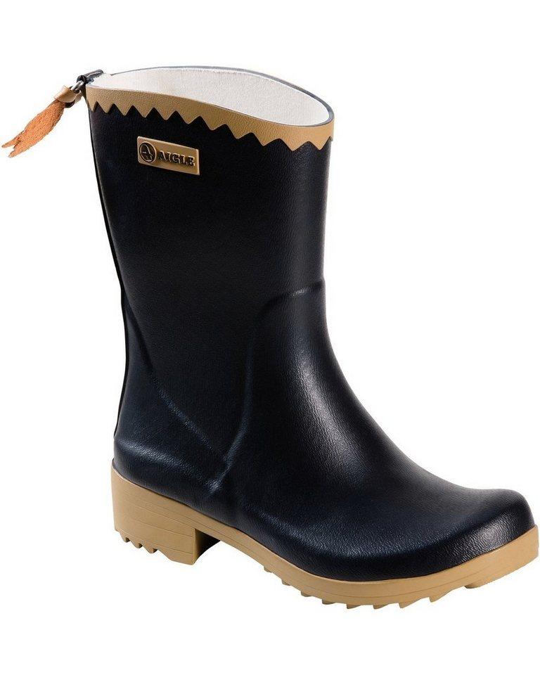 Aigle Gummistiefel Victorine | Schuhe > Gummistiefel | Blau | Aigle
