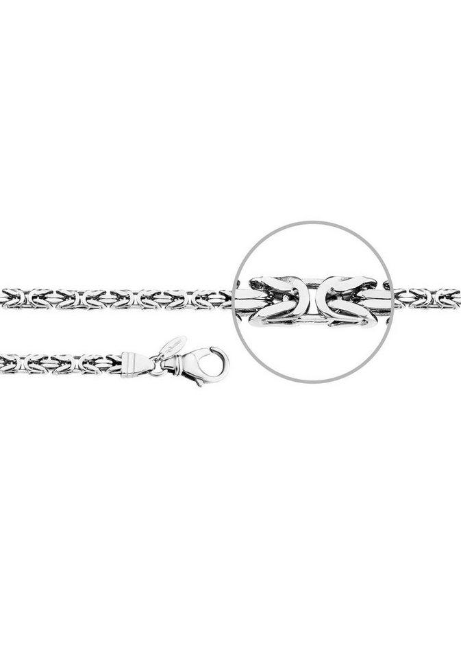 Der Kettenmacher Königsarmband »KÖ3-19S, KÖ3-21S, KÖ3-23S« | Schmuck > Armbänder > Königsarmbänder | Der Kettenmacher
