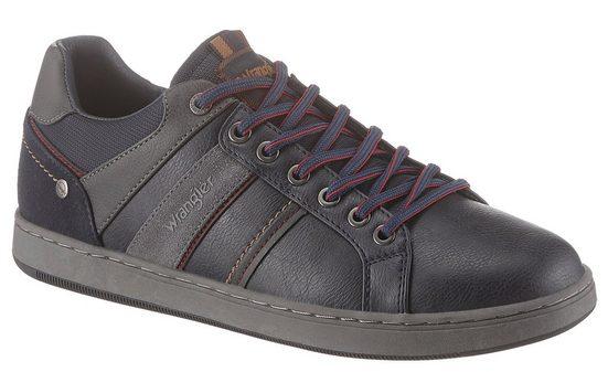 Wrangler »Marshall Paso« Sneaker mit Logoapplikationen