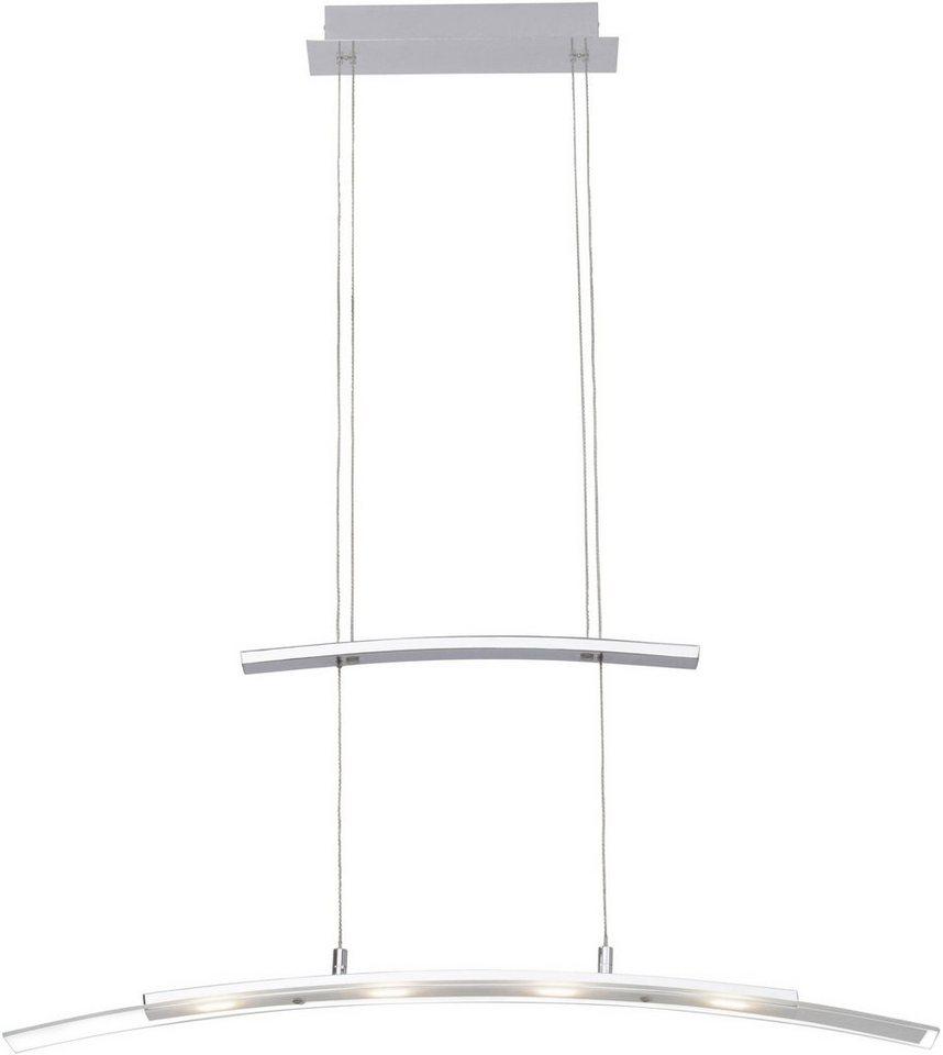 brilliant leuchten led pendelleuchte bernadette. Black Bedroom Furniture Sets. Home Design Ideas